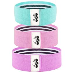 Custom fabric resistance bands