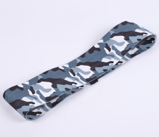 Camo Patterned Resistance Band
