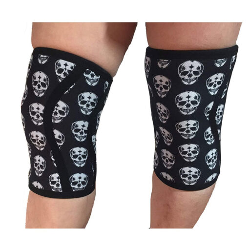 specially made knee sleeves