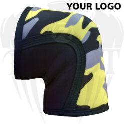 knee sleeves custom logo