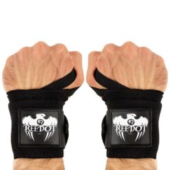 Personalised Wrist Wraps