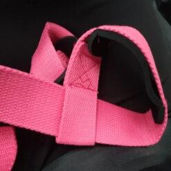 personalised powerlifting wrist straps