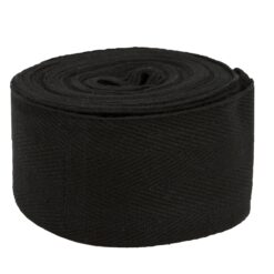 Mexican Boxing Hand Wraps Black