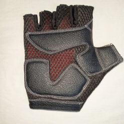 black and red workout gloves manufacturer